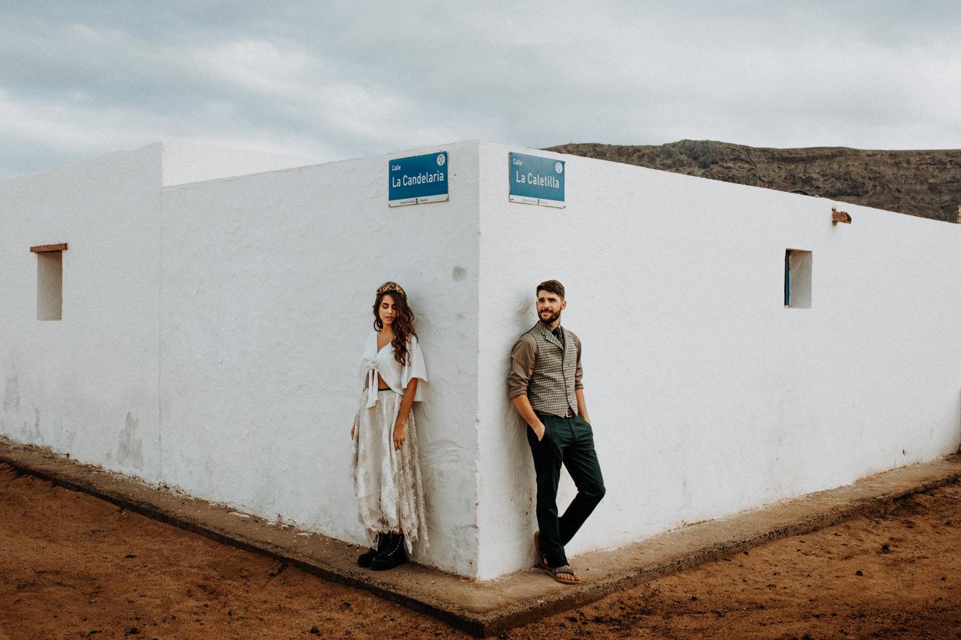Miriam & Eduardo - Lanzarote 2
