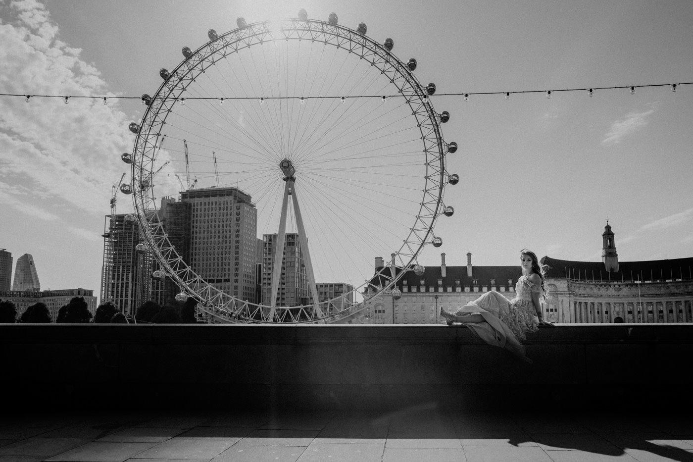 MAGDA & TOMEK - LONDON ASYLUM CHAPEL & SEVEN SISTERS CLIFFS 15