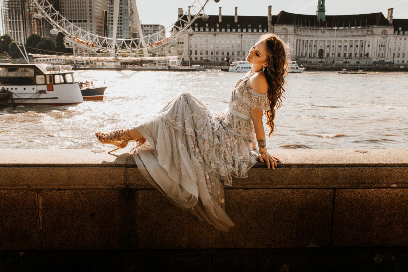 MAGDA & TOMEK - LONDON ASYLUM CHAPEL & SEVEN SISTERS CLIFFS 17