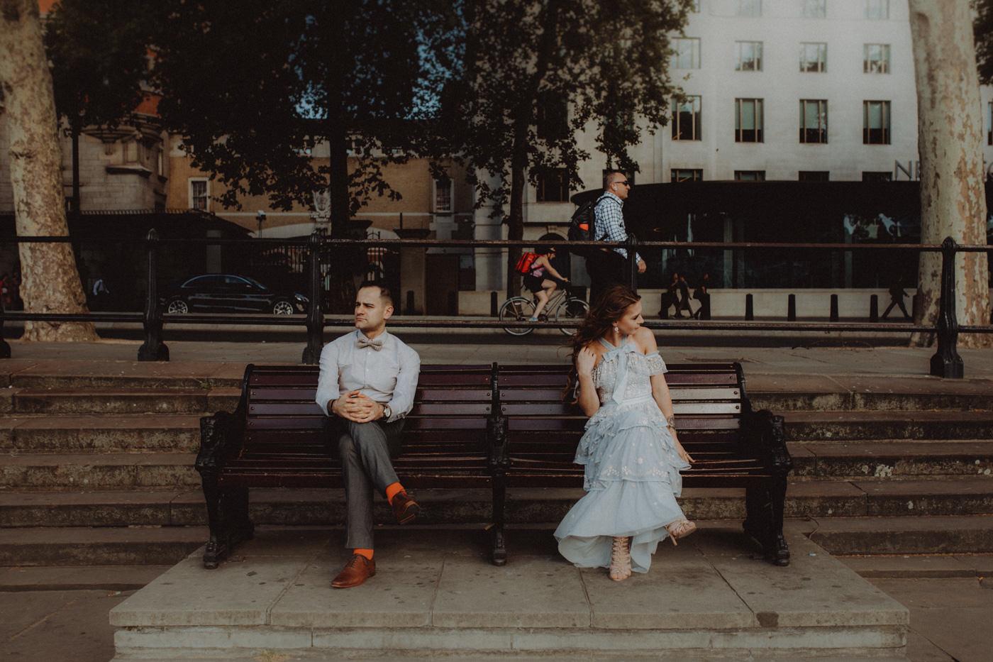MAGDA & TOMEK - LONDON ASYLUM CHAPEL & SEVEN SISTERS CLIFFS 9