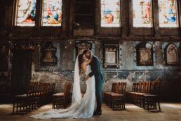 MAGDA & TOMEK - LONDON ASYLUM CHAPEL & SEVEN SISTERS CLIFFS 3