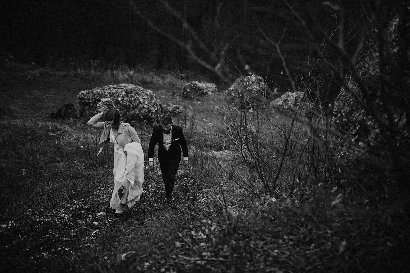 Plener ślubny na Jurze Krakowsko-Częstochowskiej 6