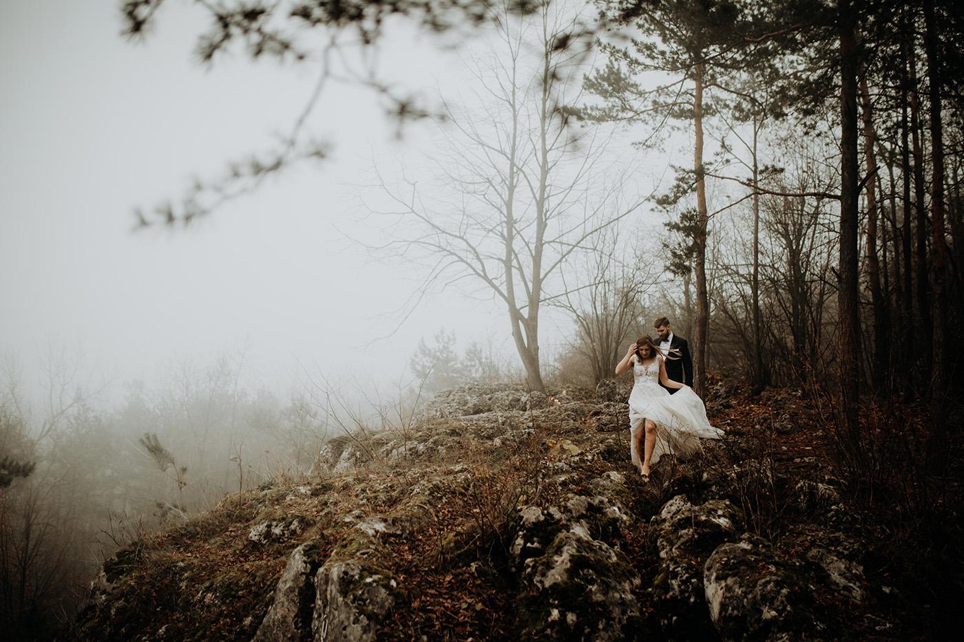 Plener ślubny na Jurze Krakowsko-Częstochowskiej 9