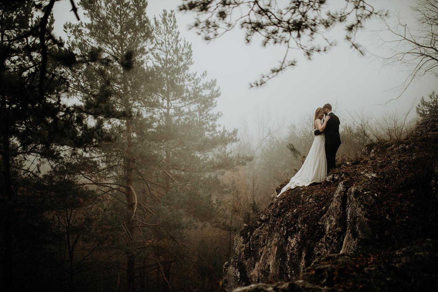 Plener ślubny na Jurze Krakowsko-Częstochowskiej 10