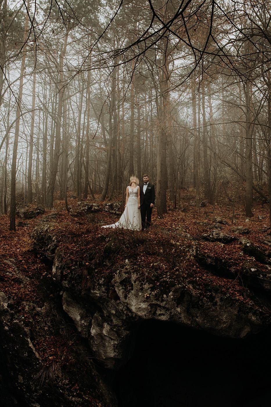 Plener ślubny na Jurze Krakowsko-Częstochowskiej 13