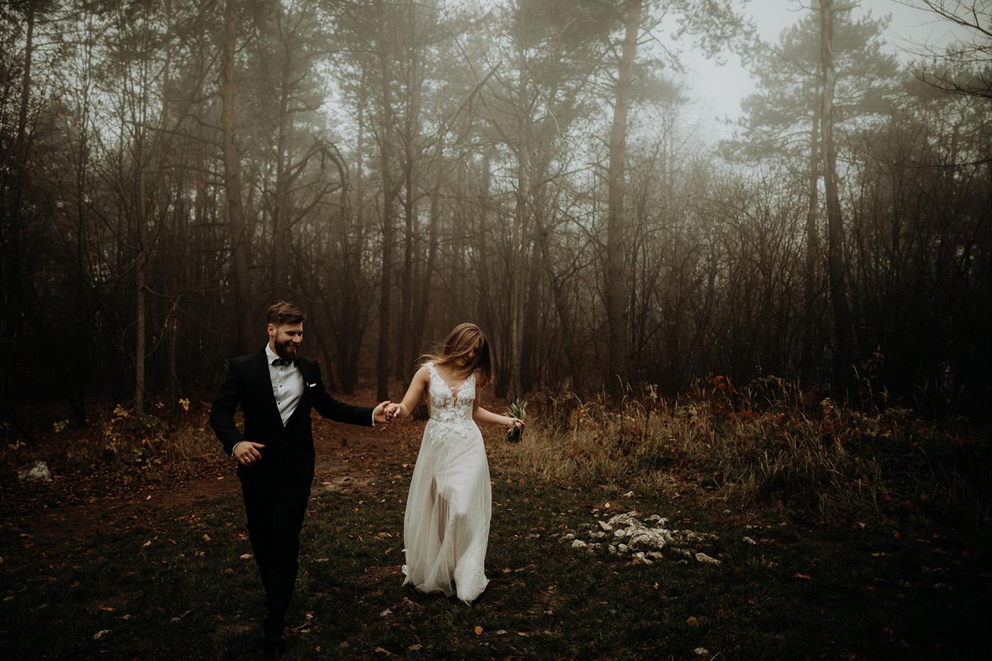 Plener ślubny na Jurze Krakowsko-Częstochowskiej 20