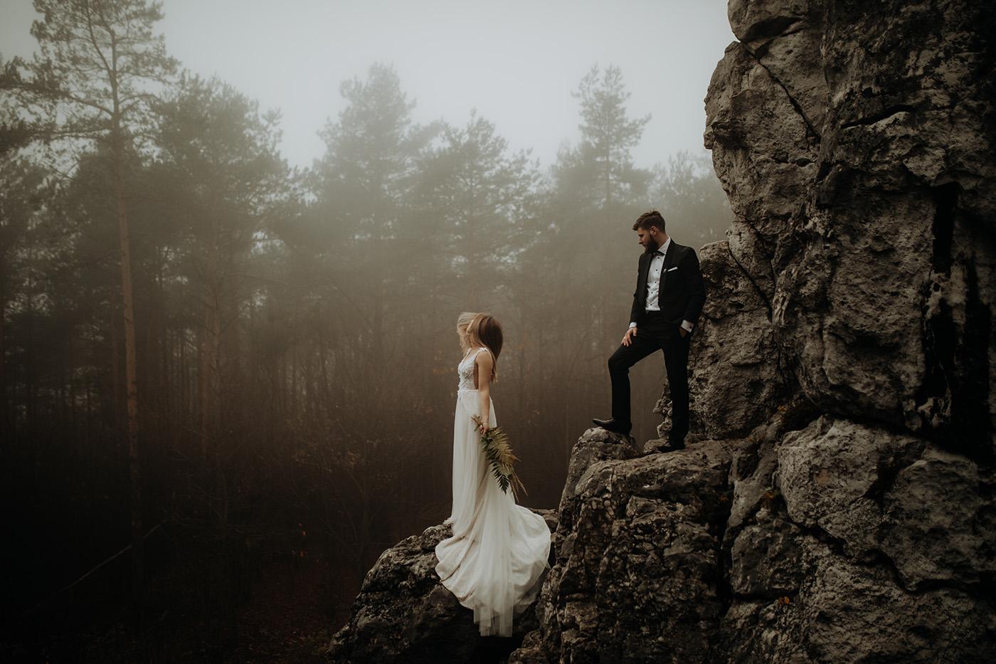 Plener ślubny na Jurze Krakowsko-Częstochowskiej 21