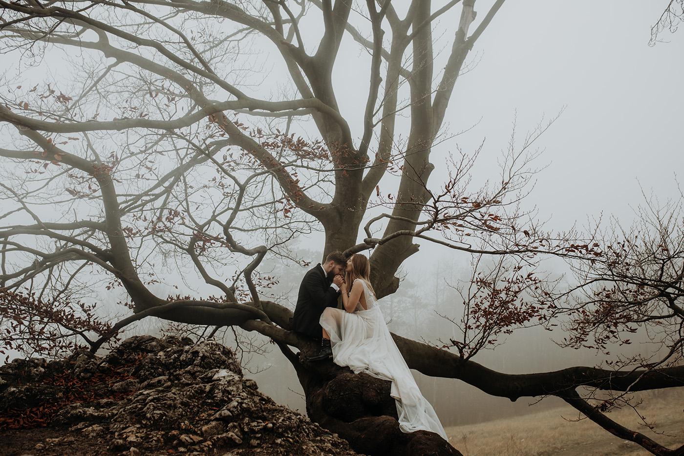 Plener ślubny na Jurze Krakowsko-Częstochowskiej 28