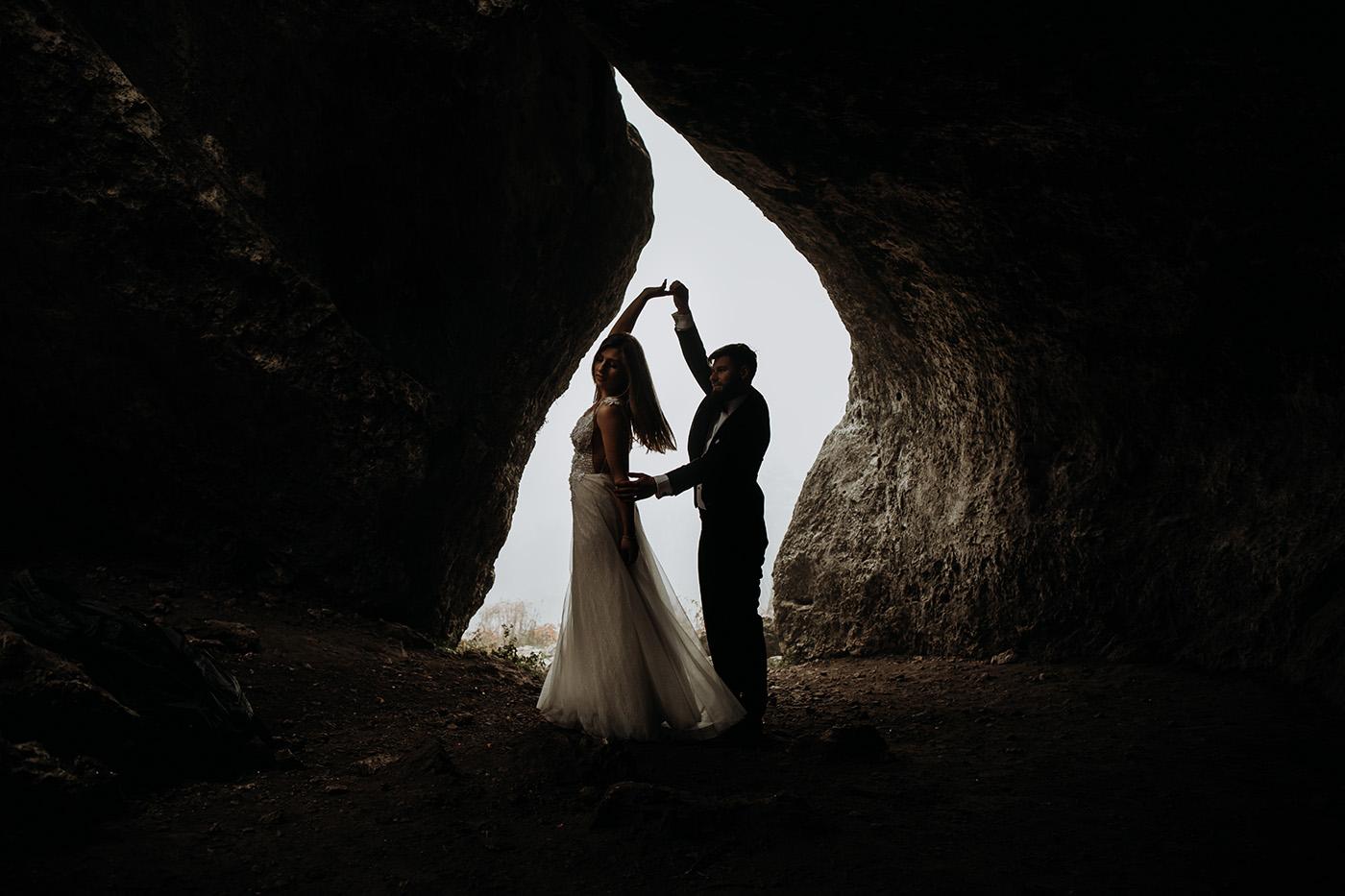 Plener ślubny na Jurze Krakowsko-Częstochowskiej 33