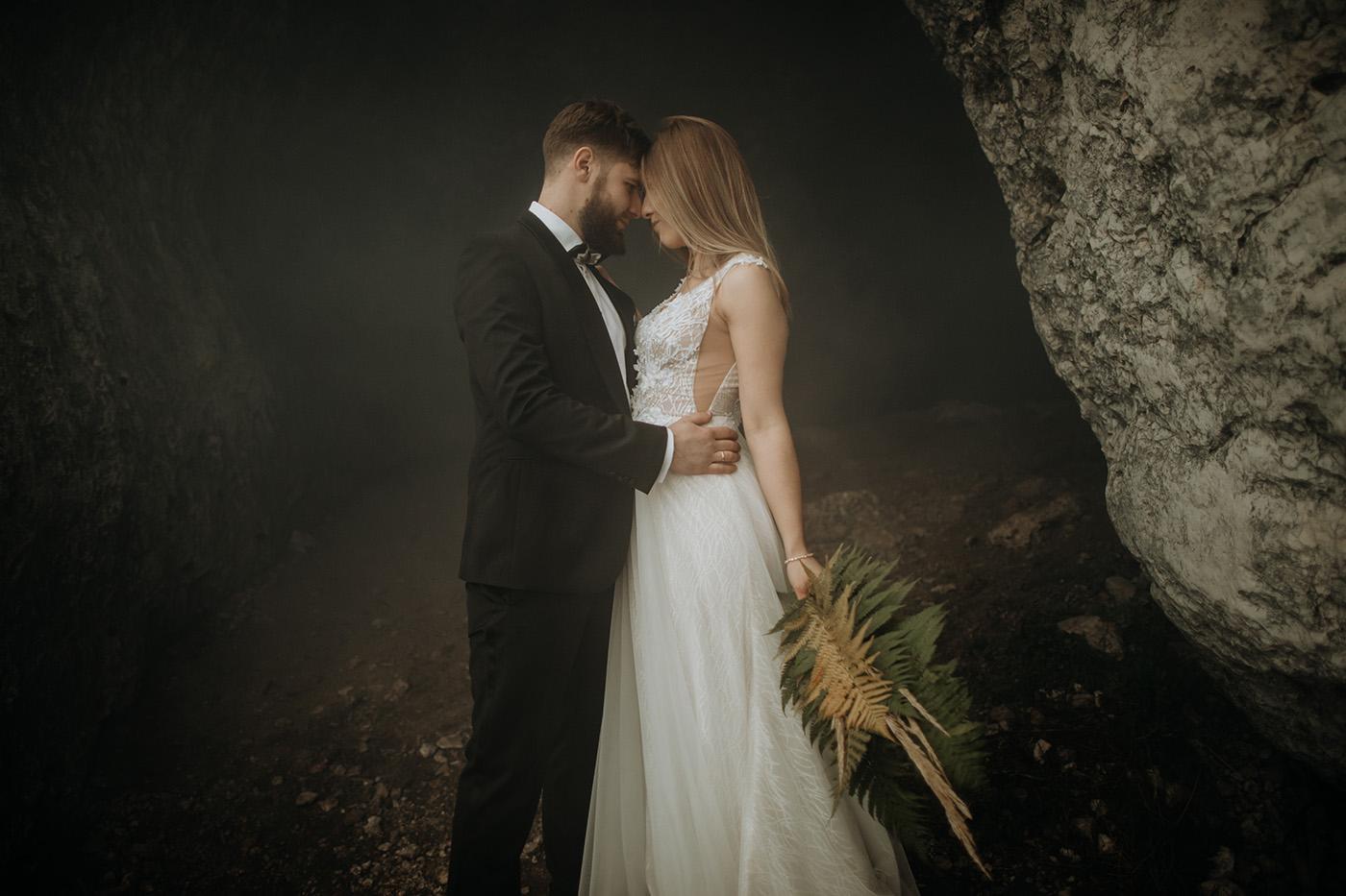 Plener ślubny na Jurze Krakowsko-Częstochowskiej 34