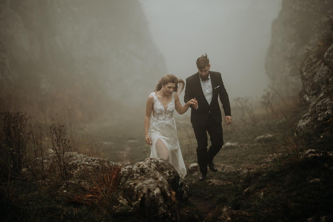 Plener ślubny na Jurze Krakowsko-Częstochowskiej 39