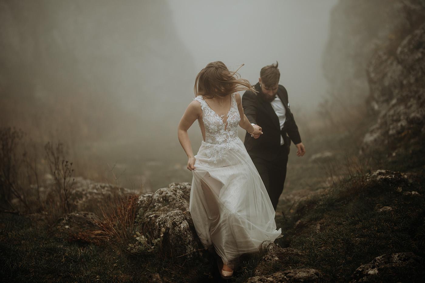 Plener ślubny na Jurze Krakowsko-Częstochowskiej 40