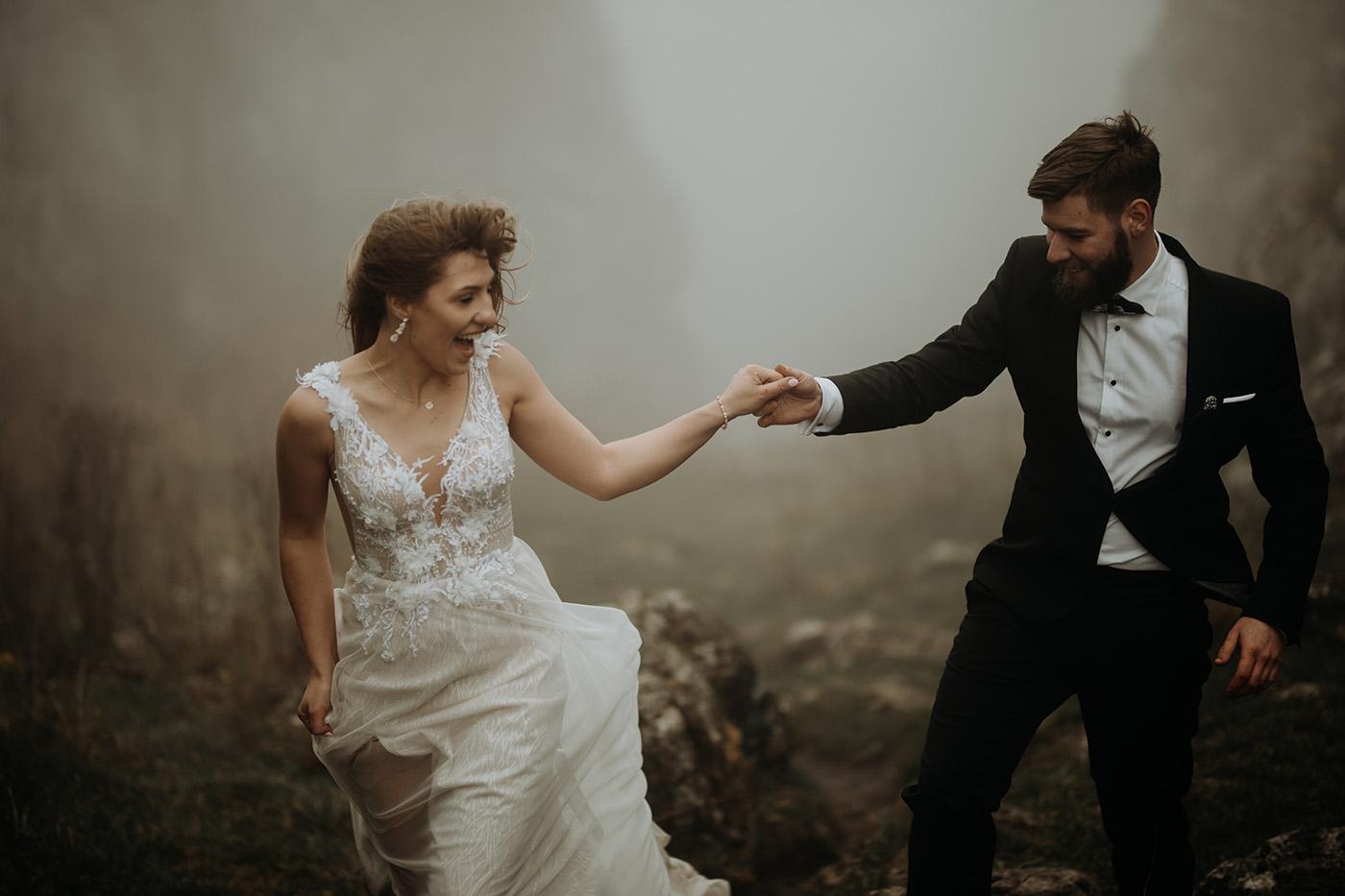 Plener ślubny na Jurze Krakowsko-Częstochowskiej 41