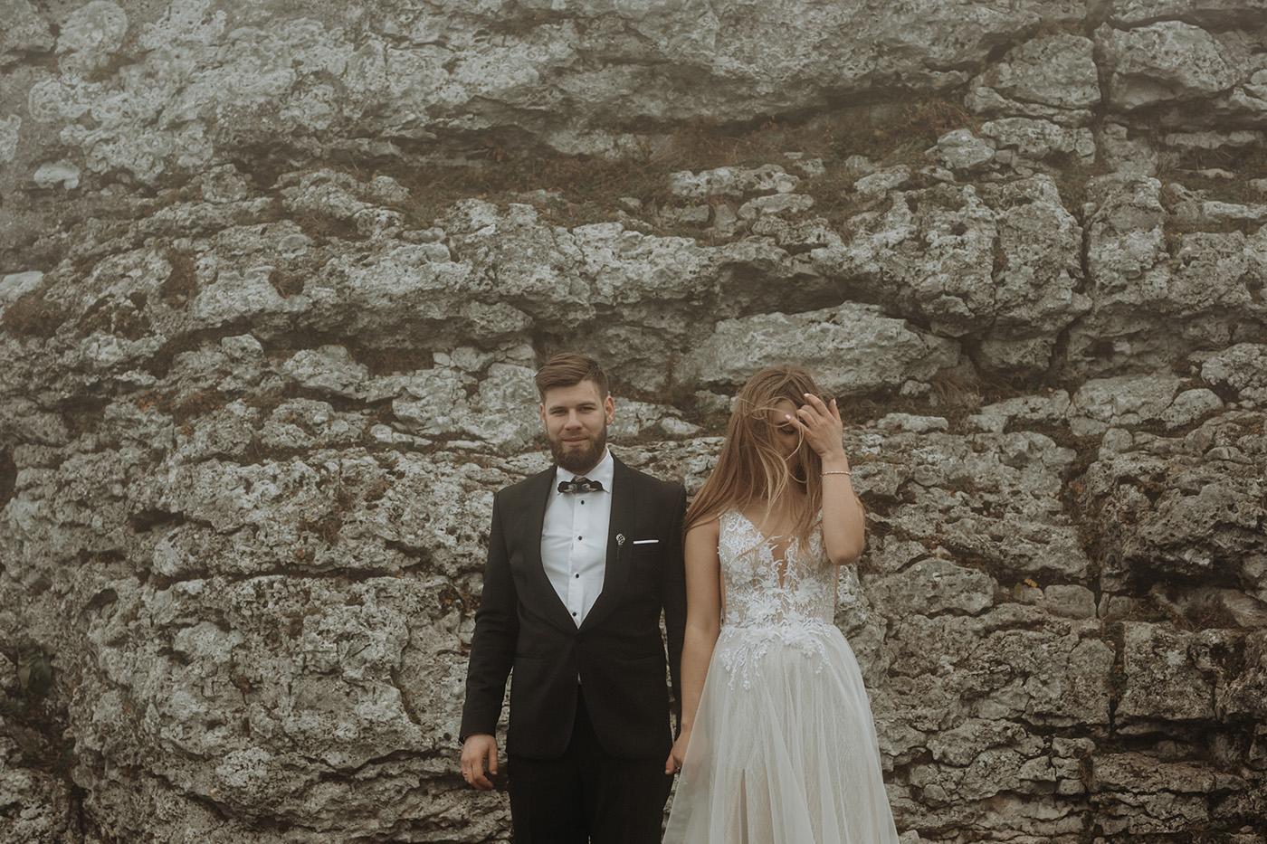 Plener ślubny na Jurze Krakowsko-Częstochowskiej 46