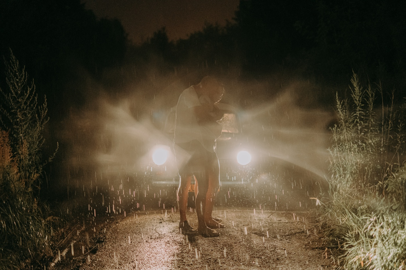 Sesja Narzeczeńska w Deszczu 7