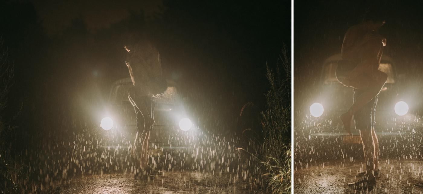 Sesja Narzeczeńska w Deszczu 12