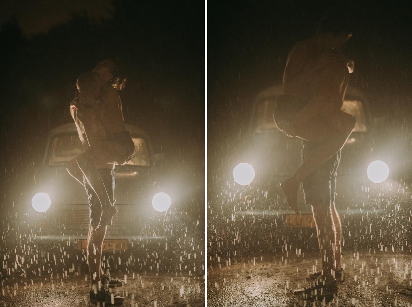 Sesja Narzeczeńska w Deszczu 29