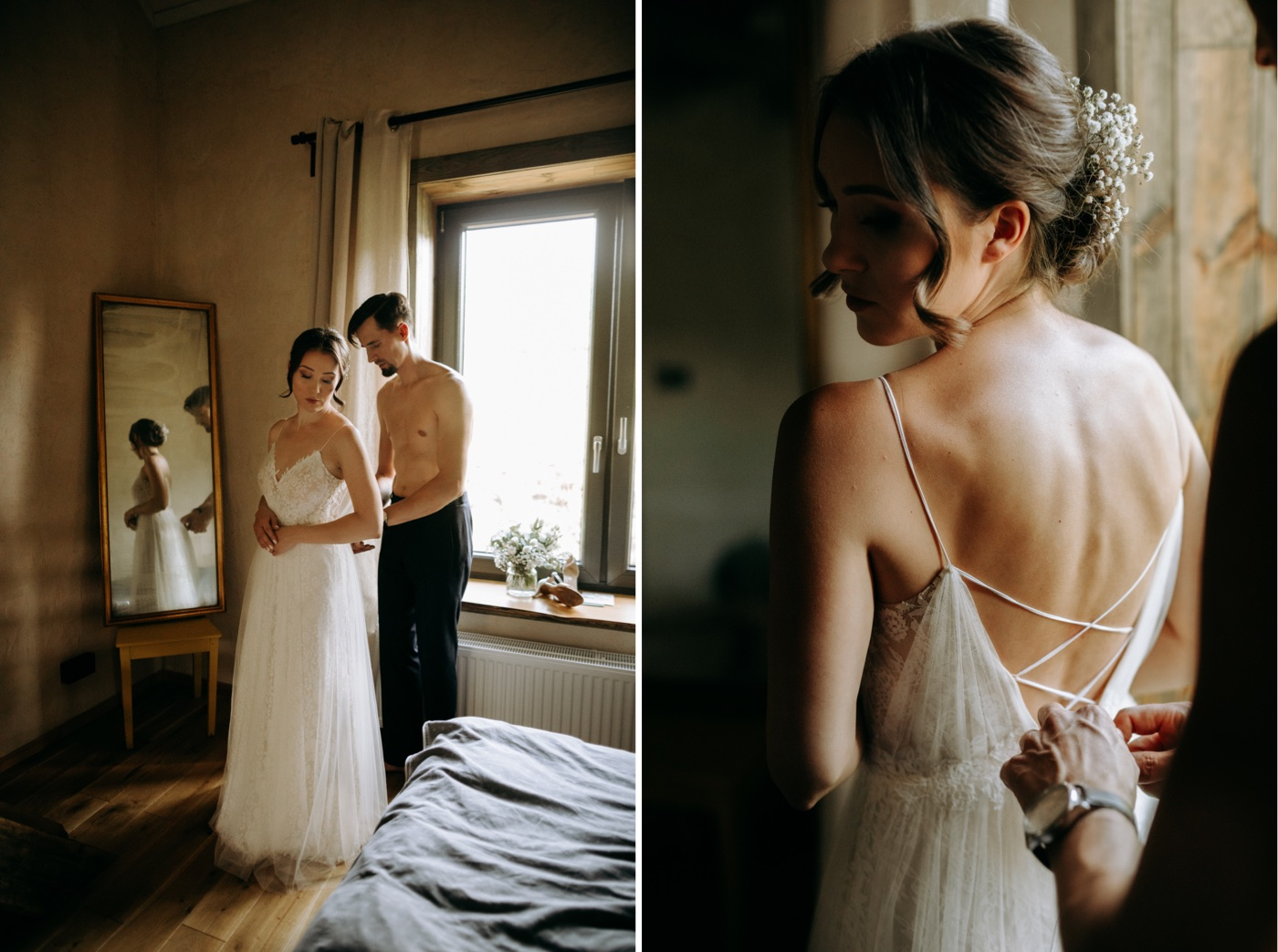 Slow Wedding 2020 - Gołębnik w Rzeczycy 30